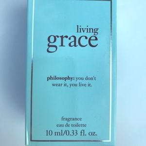 Philosophy  Living Grace Fragrance